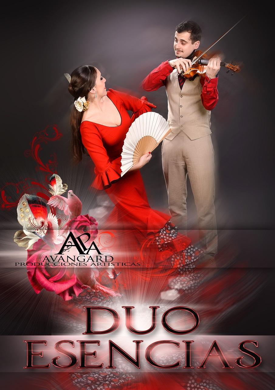 El show flamenco más aclamado de estos últimos años, lleno de rasa y sentimiento acompañado por el bonísimo violinista en directo y con maravillosa bailarina de flamenco.