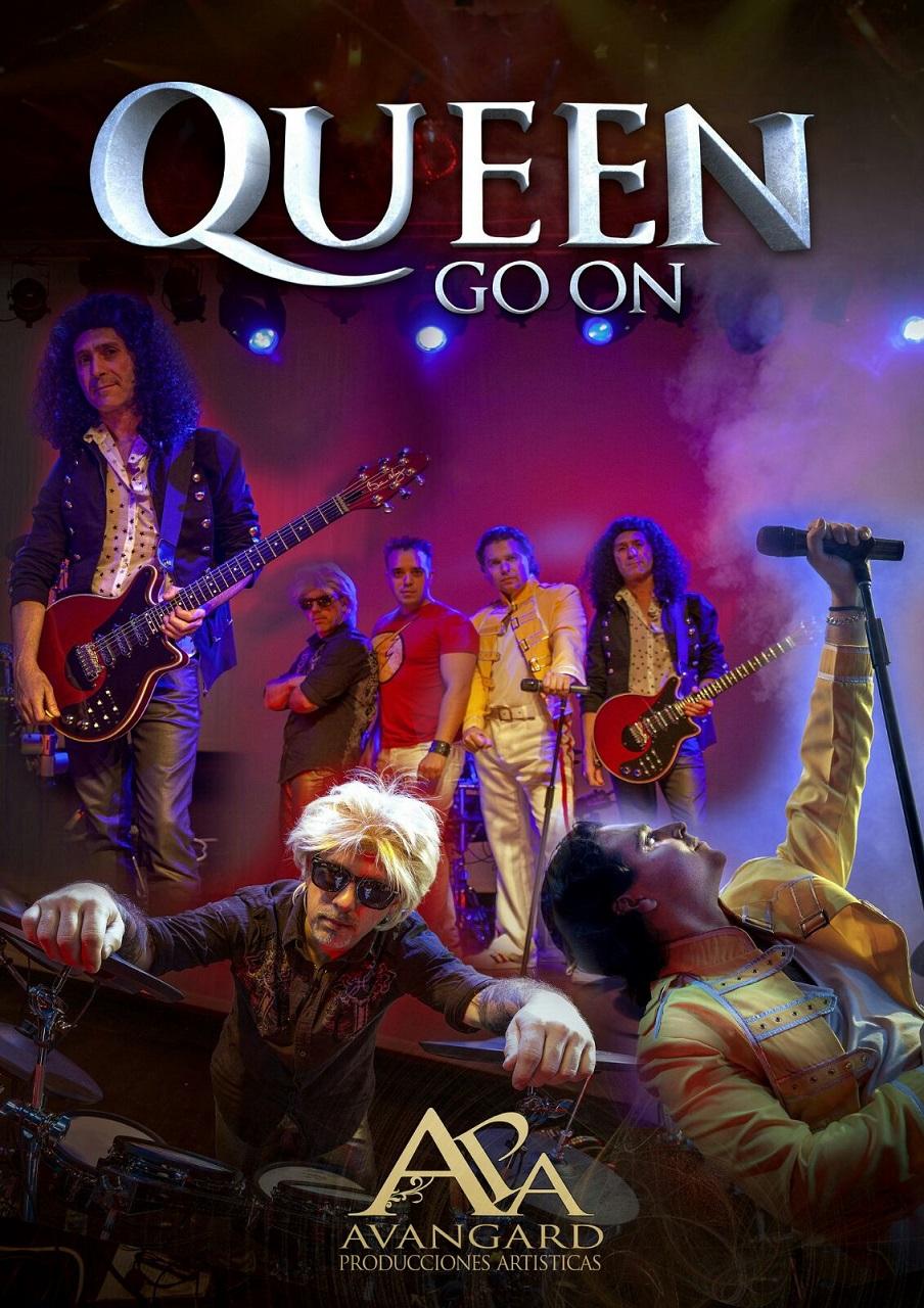 Este espectáculo basado en la famosa banda británica de ROCK,no dejará las sillas vacías. El QUEEN siempre será una de las leyendas más famosas de la música rockera.