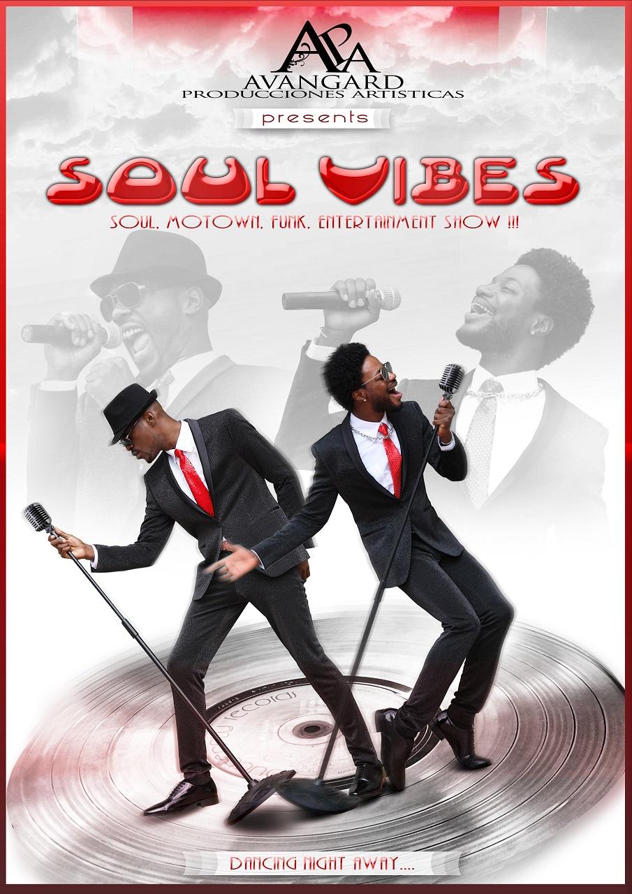 Mucho movimiento acompañado por dos excelentes artistas literalmente contagia el público.La música Soul toca el alma sin duda ninguna .