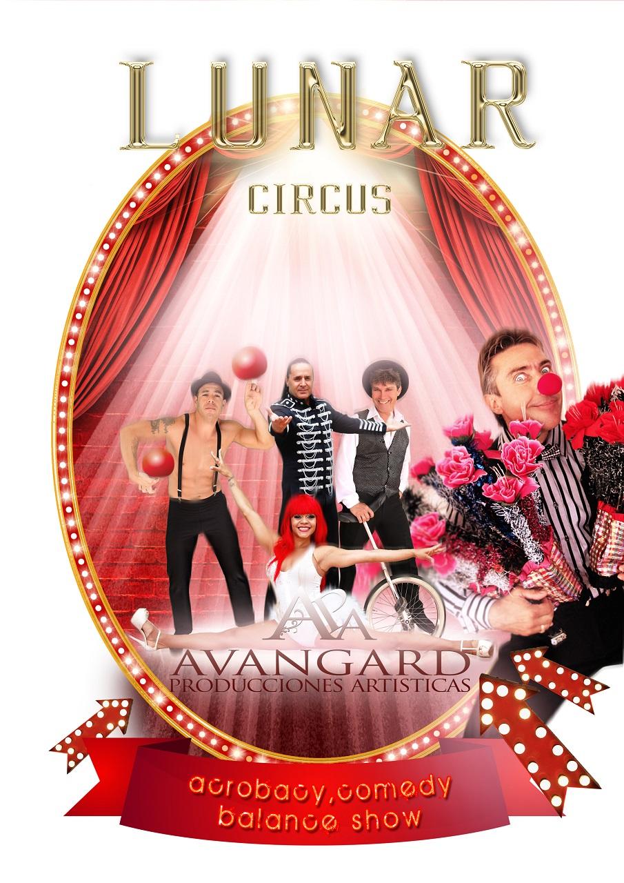 Unión entre cuatro grandes artistas del circo, que nos ofrecen un espectáculo de variedades, atracciones y malabares. La tensión y la adrenalina están asegurados, con este grupo quien mantendrá el interés y la atención de los espectadores en todo momento.