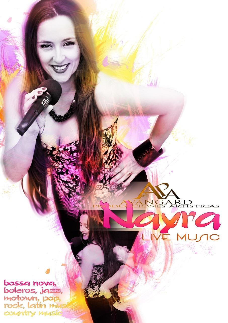 Descripción de Nayra